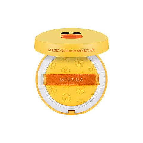 [Missha] M Line Friends Edition Magic Cushion Moisture Friends Package - Cosmetic Love