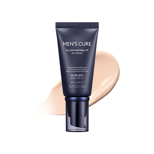 [Missha] Men's Cure All Day Natural Fit BB Cream 40ml