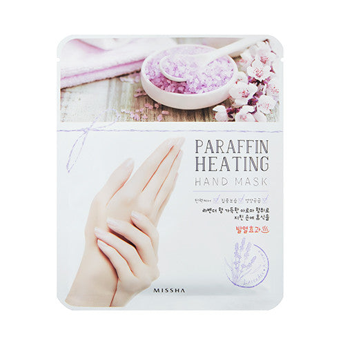 [Missha] Paraffin Heating Hand Mask 1sheet - Cosmetic Love