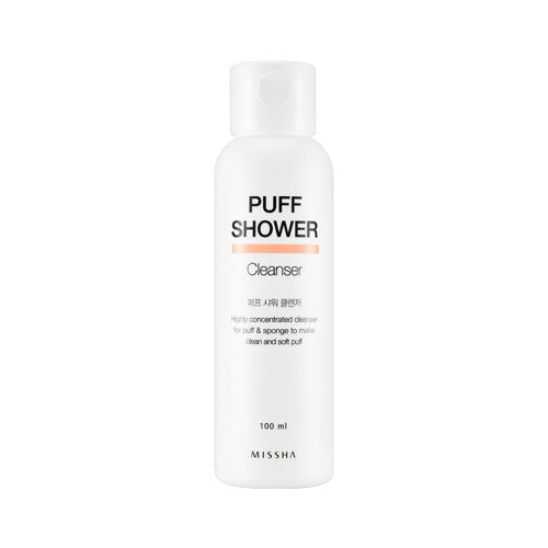 [Missha] Puff Shower Cleanser 100ml - Cosmetic Love