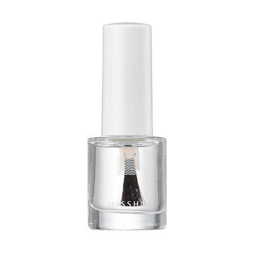 [Missha] Self Nail Salon Care Look #Top Coat 9ml - Cosmetic Love