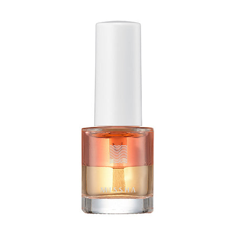 [Missha] Self Nail Salon Care Look #Tow Phase Oil 9ml - Cosmetic Love