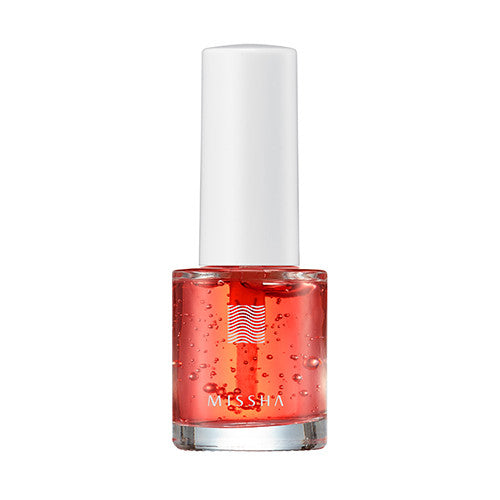 [Missha] Self Nail Salon Care Look #Vita Nail Serum 9ml - Cosmetic Love