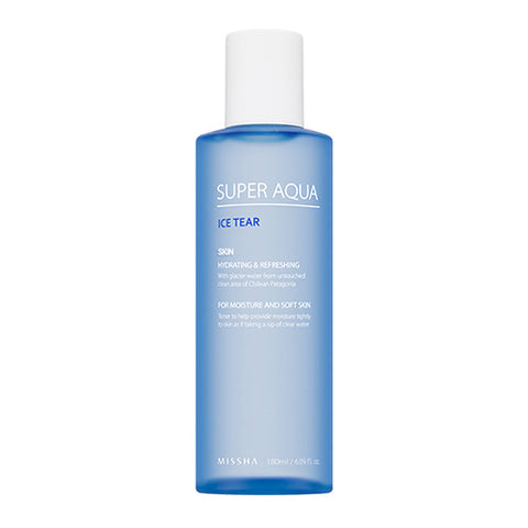 [Missha] Super Aqua Ice Tear Toner 180ml