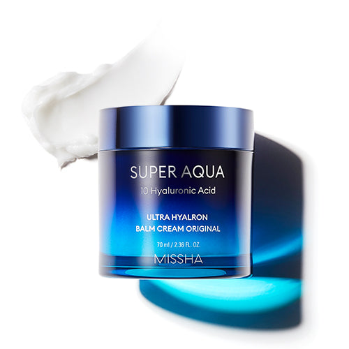 [Missha] Super Aqua Ultra Hyalron Balm Cream Original 70ml