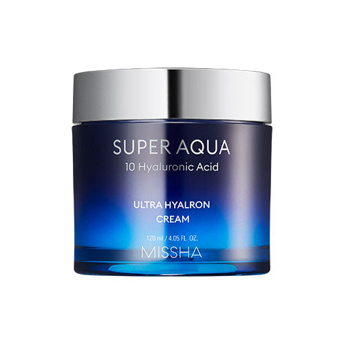 [Missha] Super Aqua Ultra Hyalron Cream Big Size 120ml