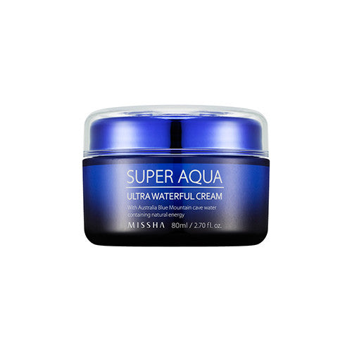 [Missha] Super Aqua Ultra Waterful Cream 80ml - Cosmetic Love