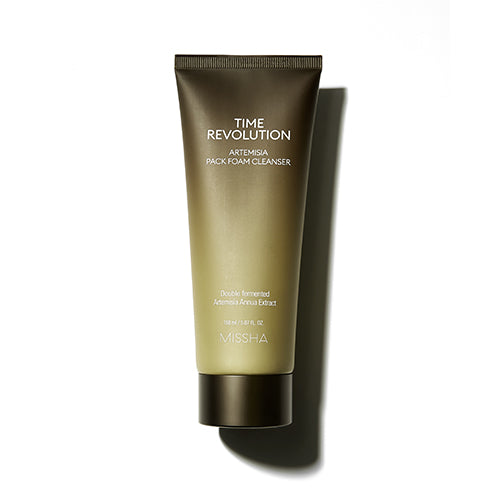 [Missha] Time Revolution Artemisa Pack Foam Cleanser 150ml