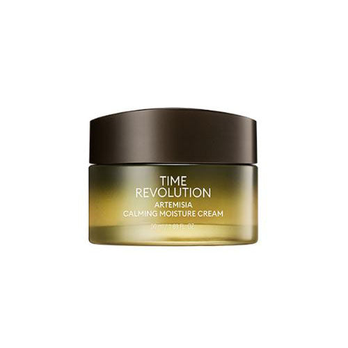 [Missha] Time Revolution Artemisia Calming Moisture Cream 50ml