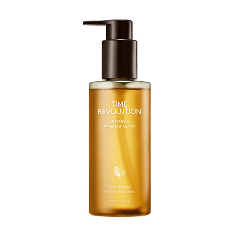 [Missha] Time Revolution Artemisia Feminine Wash 210ml
