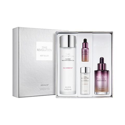 [Missha] Time Revolution Bestseller Special Set