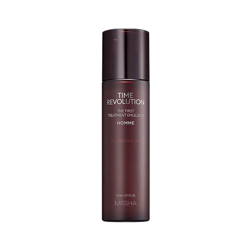 [Missha] Time Revolution Homme The First Treatment  Emulsion 110ml