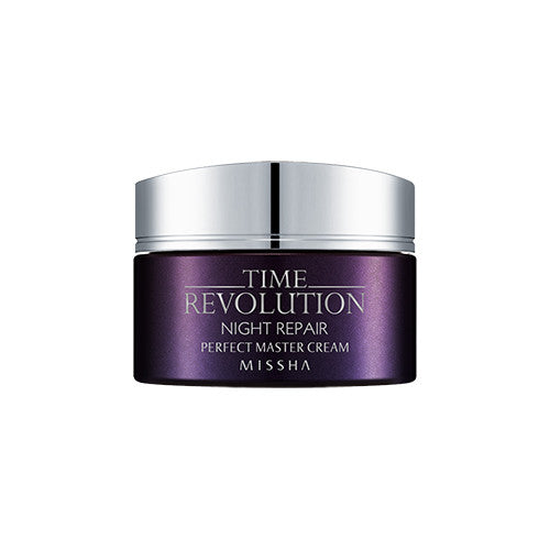 [Missha] Time Revolution Night Repair Perfect Master Cream - Cosmetic Love