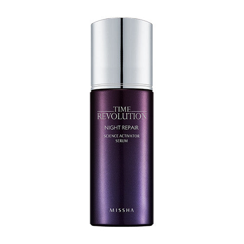 [Missha] Time Revolution Night Repair Science Activator Serum - Cosmetic Love
