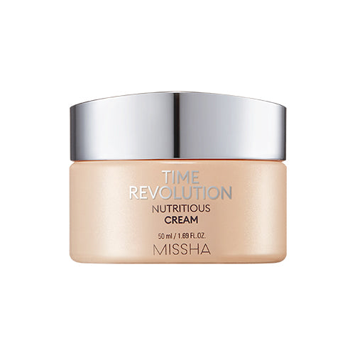 [Missha] Time Revolution Nutritious Cream 50ml