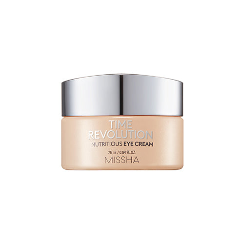 [Missha] Time Revolution Nutritious Eye Cream 25ml - Cosmetic Love