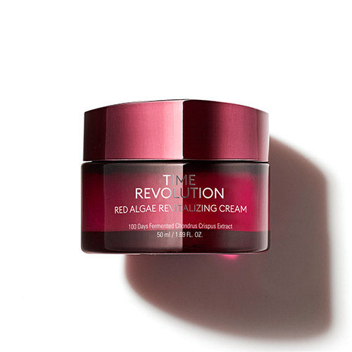 [Missha] Time Revolution Red Algae Revitalizing Cream 50ml