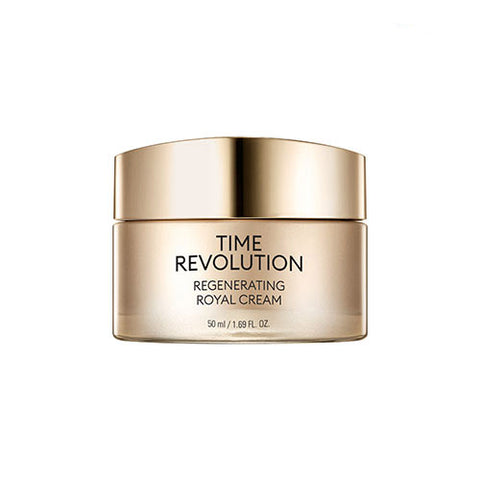 [Missha] Time Revolution Regenerating Royal Cream 50ml