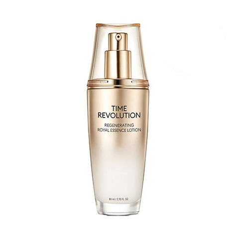 [Missha] Time Revolution Regenerating Royal Essence Lotion 80ml