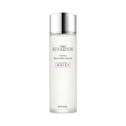 [Missha] Time Revolution The First Treatment Essence Intensive Moist - Cosmetic Love
