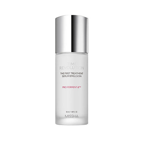 [Missha] Time Revolution The First Treatment Serum Emulsion 50ml