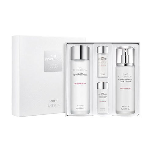 [Missha] Time Revolution The First Treatment Special Set