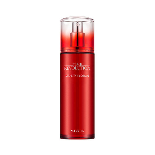 [Missha] Time Revolution Vitality Lotion 130ml - Cosmetic Love