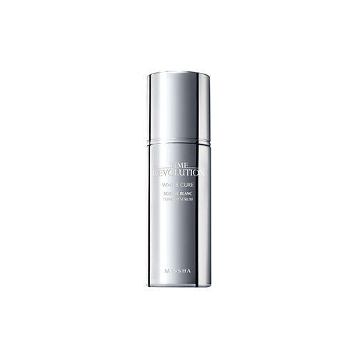 [Missha] Time Revolution White Cure Science Blanc Tone Up Serum - Cosmetic Love