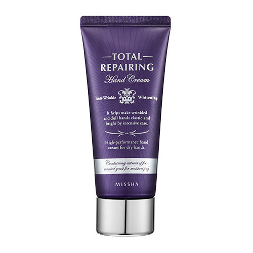 [Missha] Total Reparing Hand Cream 60ml - Cosmetic Love