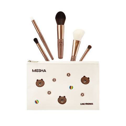 [Missha][LINE Friends Edition] Artistool To-Go Kit 1SET