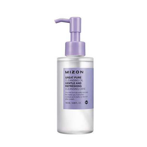 [Mizon] Great Pure Cleansing Oil 145ml
