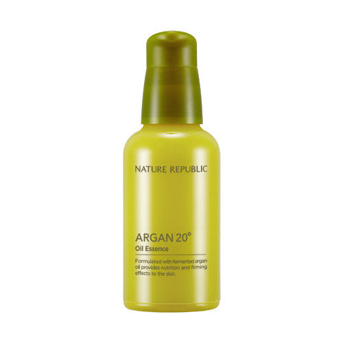 [Nature Republic] Argan 20 Oil Essence 40ml - Cosmetic Love