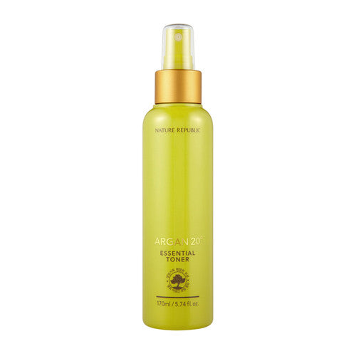 [Nature Republic] Argan 20 Essential Toner - Cosmetic Love
