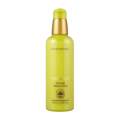[Nature Republic] Argan 20 Steam Emulsion - Cosmetic Love