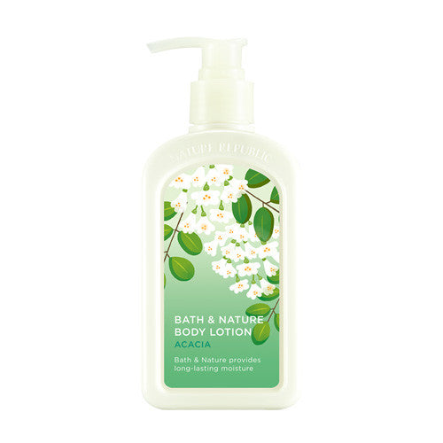 [Nature Republic] Bath And Nature Body Lotion 250ml - Cosmetic Love