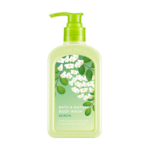 [Nature Republic] Bath And Nature Body Wash 250ml - Cosmetic Love