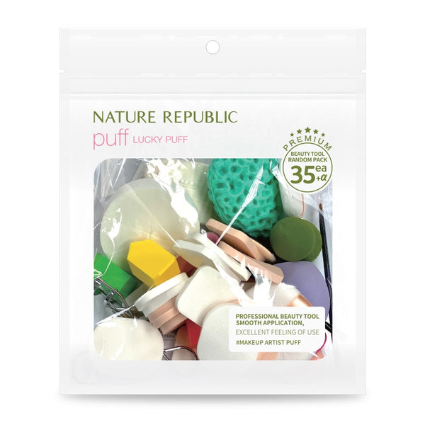 [Nature Republic] Beauty Tool Lucky Puff