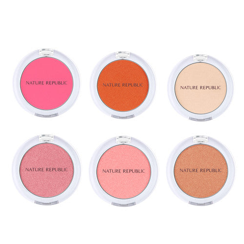 [Nature Republic] By Flower Eyeshadow 2015 2.5g - Cosmetic Love