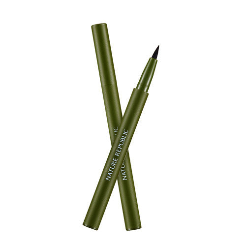 [Nature Republic] By Flower Harf Eyeliner 0.8g - Cosmetic Love