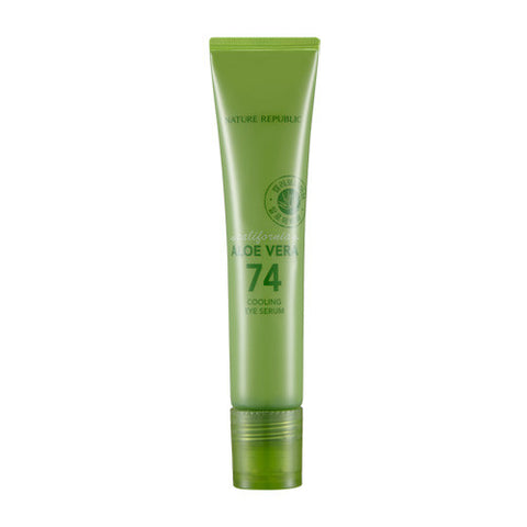 [Nature Republic] California Aloevera 74 Cooling Eye Serum 15ml - Cosmetic Love