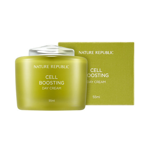 [Nature Republic] Cell Boosting Day Cream 55ml - Cosmetic Love