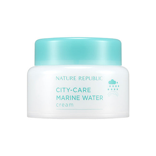 [Nature Republic] City Care Marine Water Cream 50ml