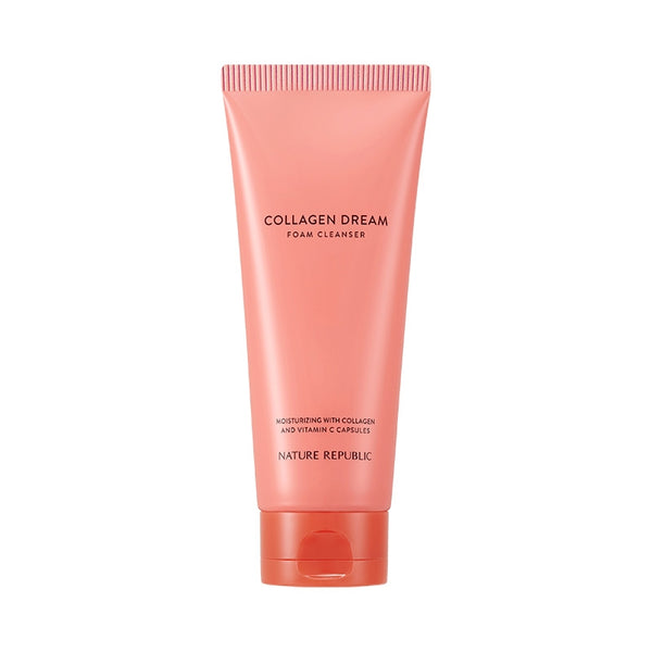 [Nature Republic] Collagen Dream Vitamin C Capsule Foam Cleanser 150ml