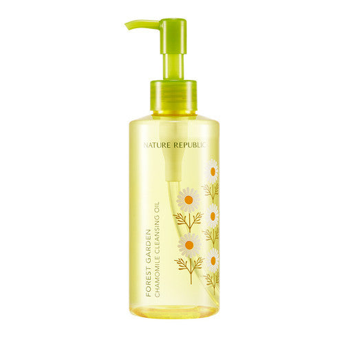 [Nature Republic] Forest Garden Camomile Cleansing Oil 200ml - Cosmetic Love