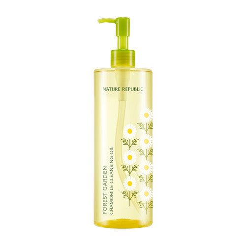 [Nature Republic] Forest Garden Camomile Cleansing Oil 500ml - Cosmetic Love