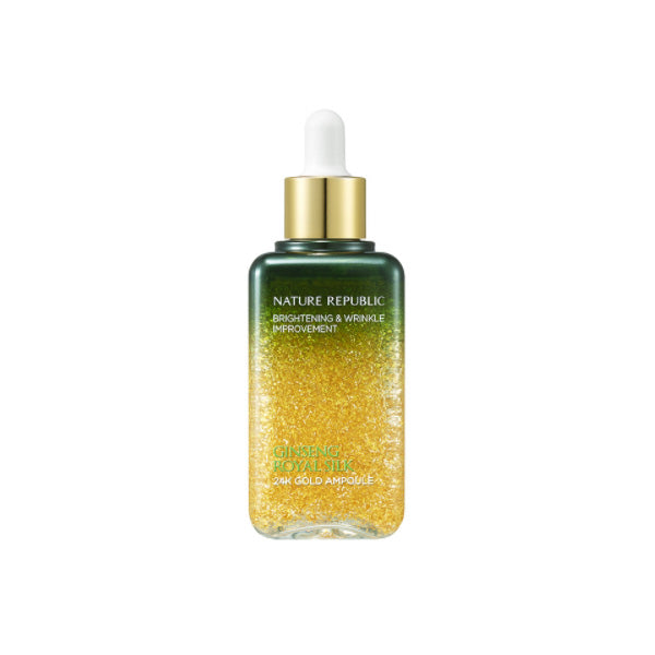 [Nature Republic] Ginseng Royal Silk Gold Ampoule 100ml