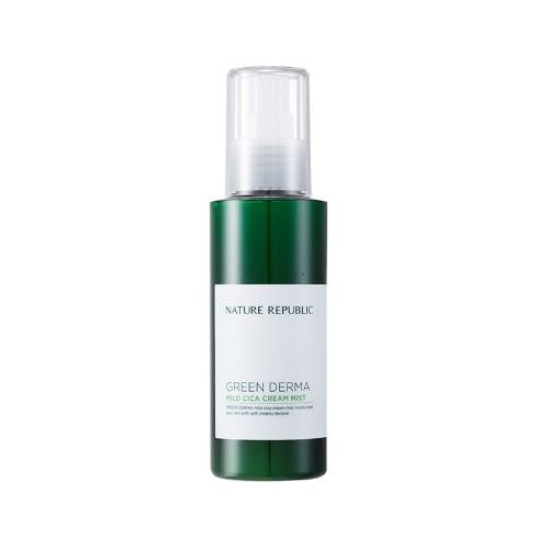 [Nature Republic] Green Derma Mild Cica Cream Mist 125ml