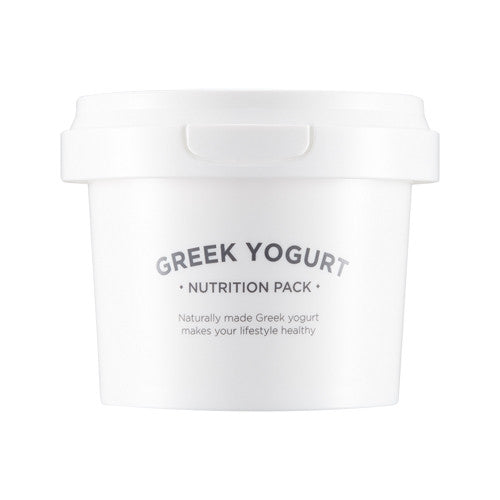 [Nature Republic] Greek Yogurt Pack - Cosmetic Love