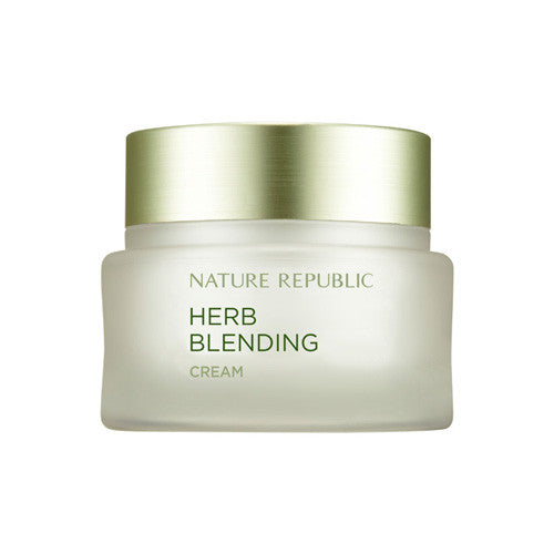[Nature Republic] Herb Blending Cream 50ml - Cosmetic Love