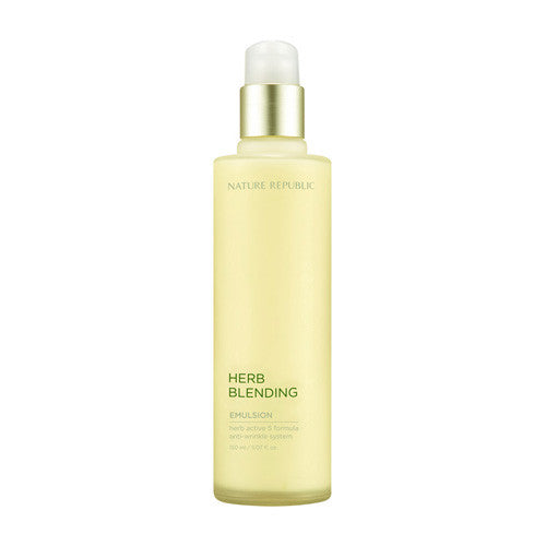 [Nature Republic] Herb Blending Emulsion 150ml - Cosmetic Love